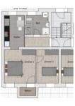 2-Zimmer möbliert